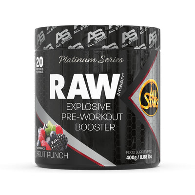 RAW Intensity - Platinum Series