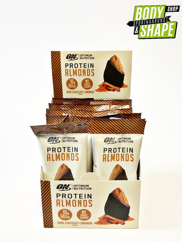 Protein Almonds