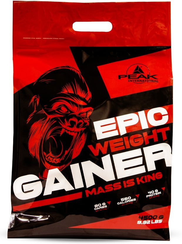 Peak Epic Weight Gainer - Body & Shape Sportnahrung