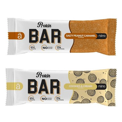 Näno Supps Protein Bar