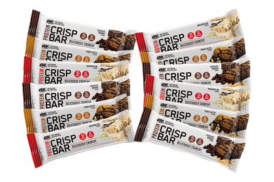 Optimum Nutrition Protein Crisp Bar - Body & Shape Sportnahrung
