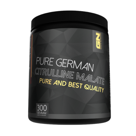 GN Pure German Citrullin Malat - Body & Shape Sportnahrung