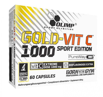 Gold Vit C 1000 Sport Edition