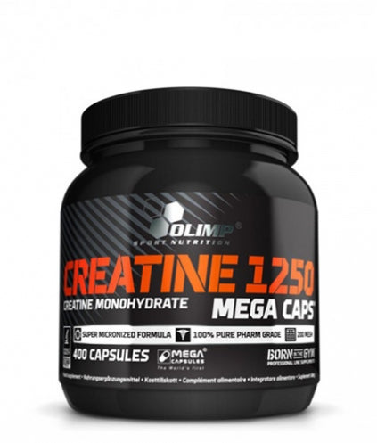 Olimp Creatine 1250 Mega Caps - Body & Shape Sportnahrung