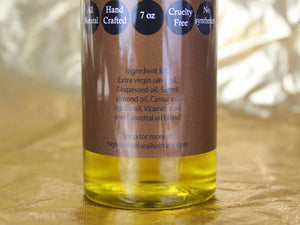 Nutrient-rich hair oil - Taylored Natural Haircare