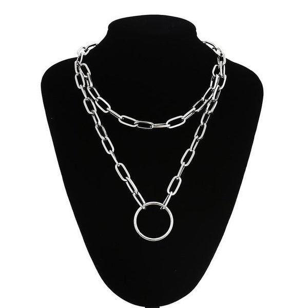 Circle Necklace - VICVI