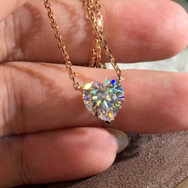 Forever Heart necklace - VICVI