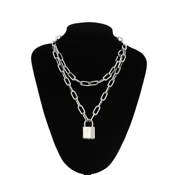 Padlock Necklace - VICVI