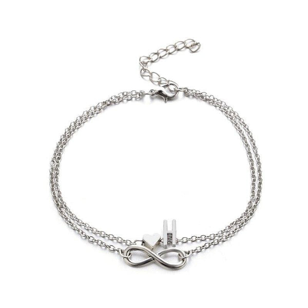 Personal Infinity Anklet - VICVI