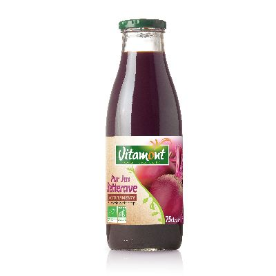 JUS DE BETTERAVE LACTO 75CL
