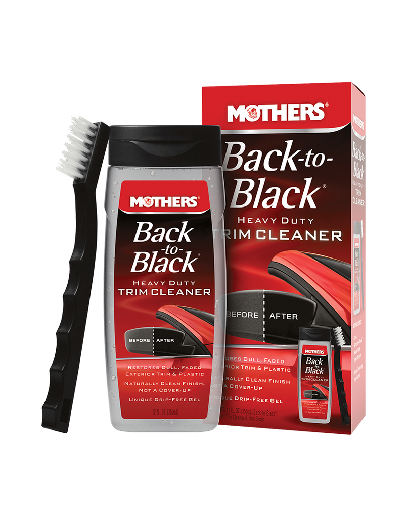 Back-to-Black® Heavy Duty Trim Cleaner Kit