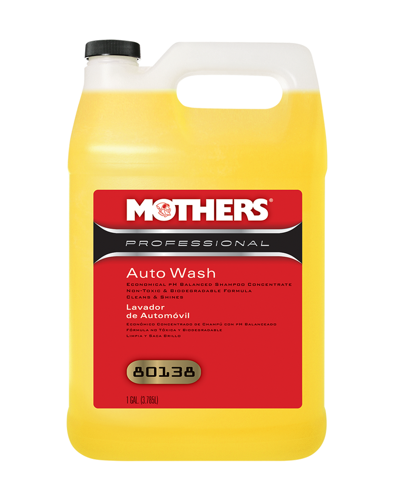 Professional Auto Wash (Concentrate), Gallon