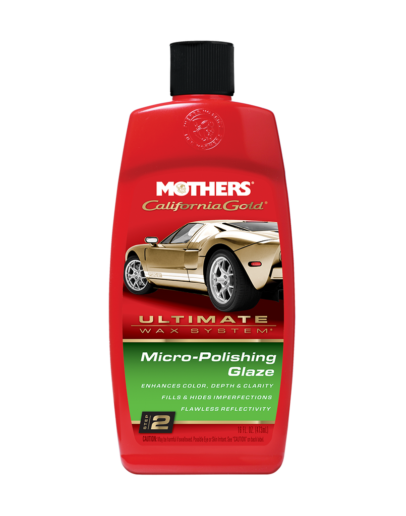 California Gold® Micro-Polishing Glaze