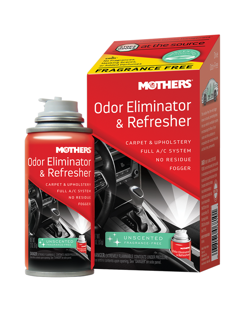 Odor Eliminator & Refresher - Unscented