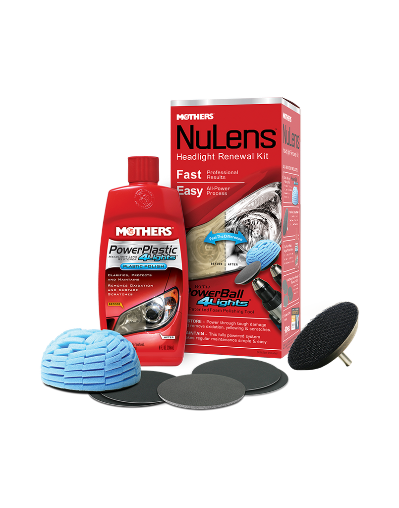 Nulens® Headlight Renewal Kit