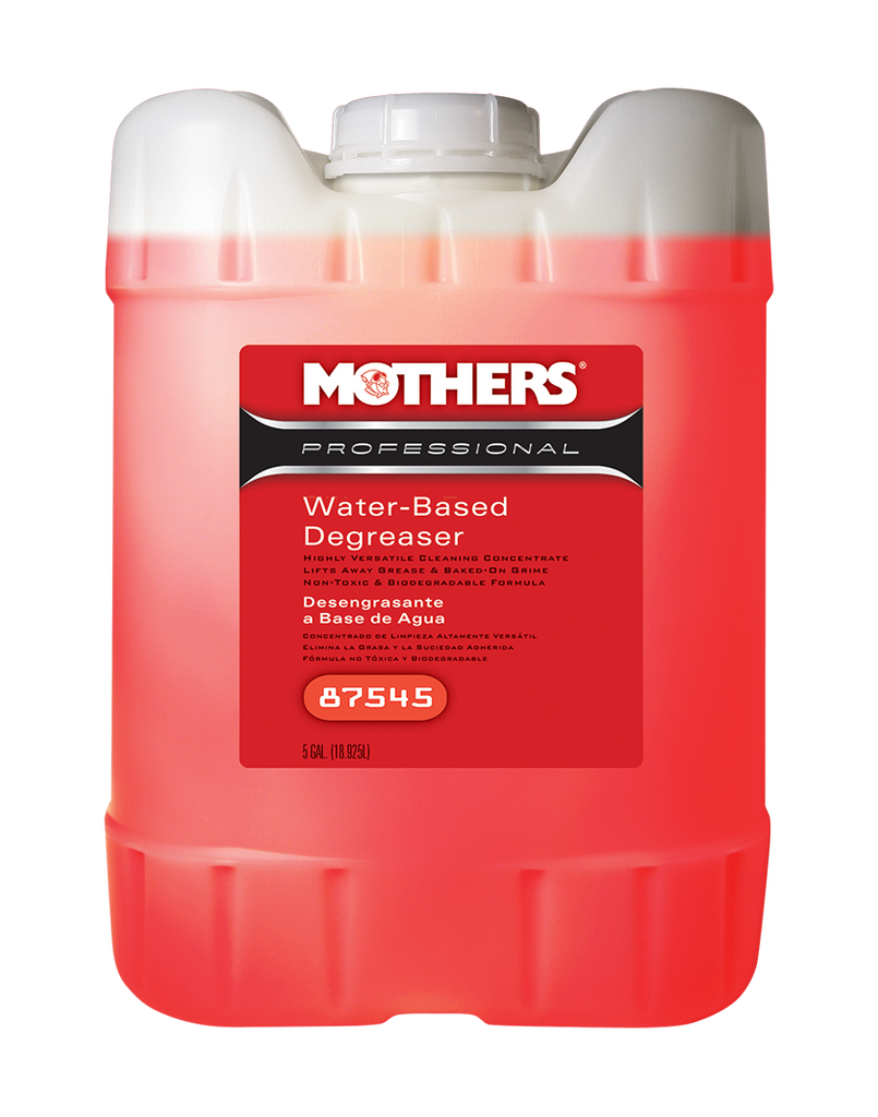 Professional Water-Based Degreaser (Concentrate), 5 Gallon