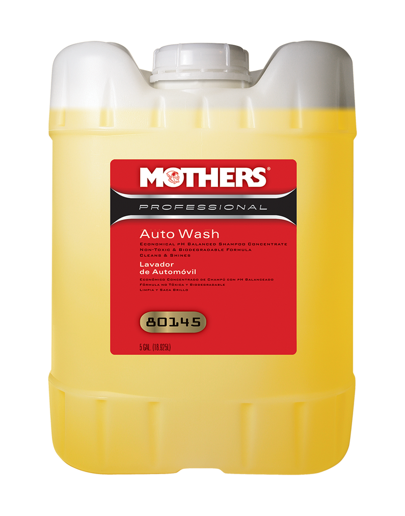 Professional Auto Wash (Concentrate), 5 Gallon