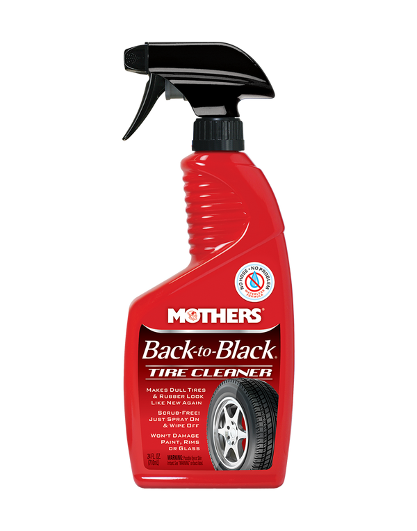 Back-to-Black® Tire Cleaner