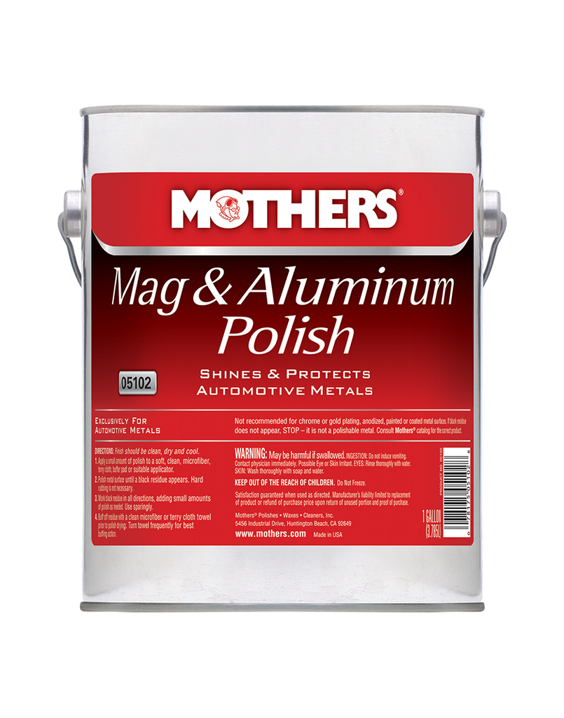 Mag & Aluminum Polish, Gallon