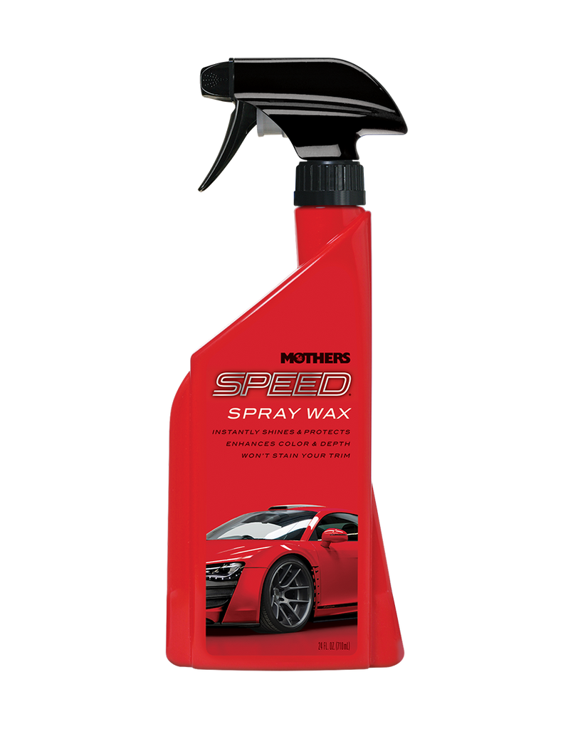 Speed Spray Wax