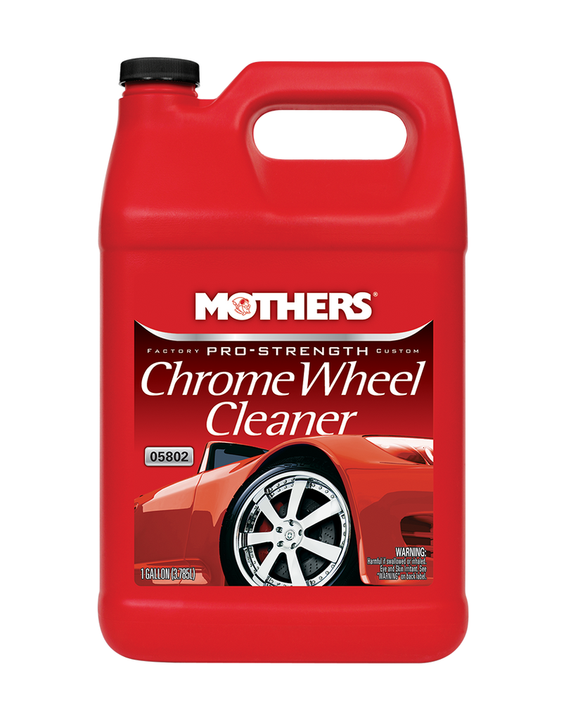 Pro-Strength Chrome Wheel Cleaner, Gallon