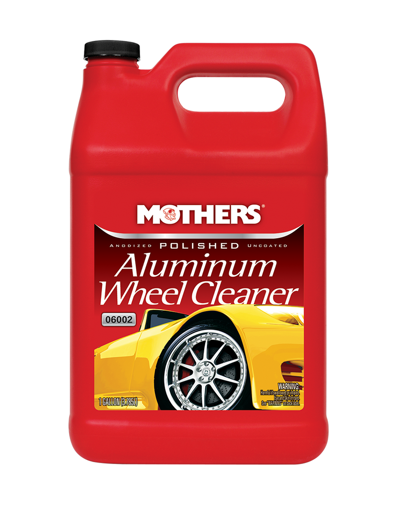 Polished Aluminum Wheel Cleaner, Gallon