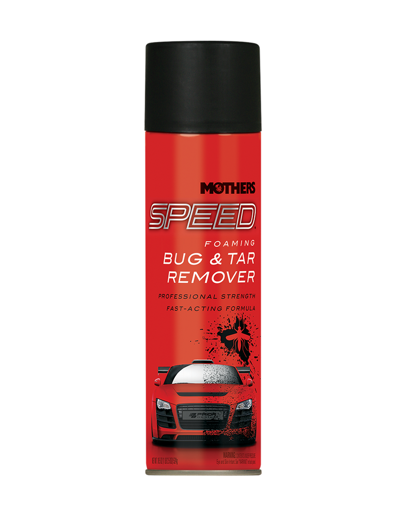 Speed Foaming Bug & Tar Remover