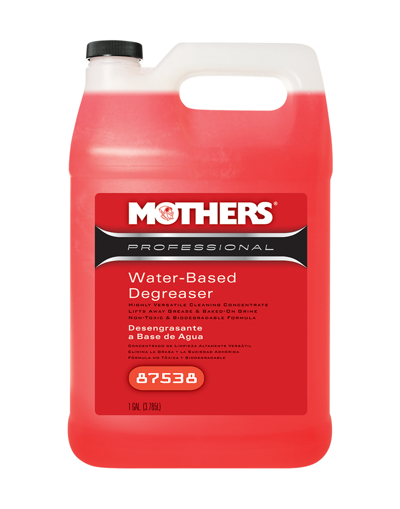 Professional Water-Based Degreaser (Concentrate), Gallon