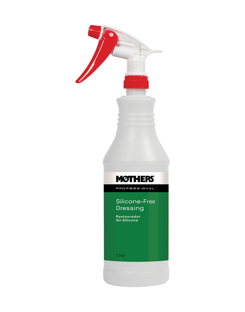 Professional Silicone-Free Dressing Spray Bottle