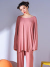 Comfortable Long Sleeve T-Shirt&Pants Pajama Set