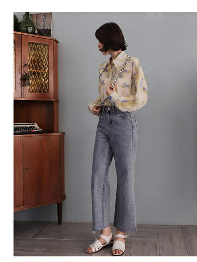CASUAL EMPIRE JEANS PANTS