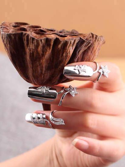 Fashion Finger-Nails Accessories