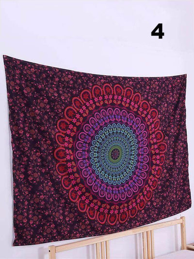 Popular Printed Blanket Beach Mat Yoga Mat