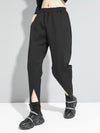 Original Solid Irregularity Harem Pants