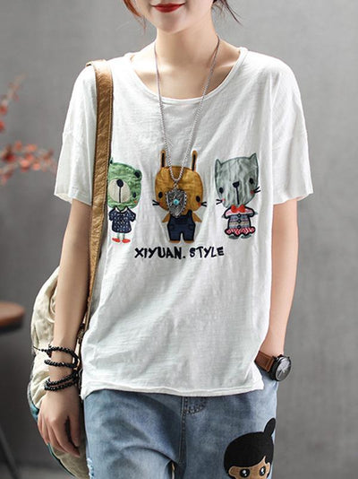 Lovely Printed T-shirts