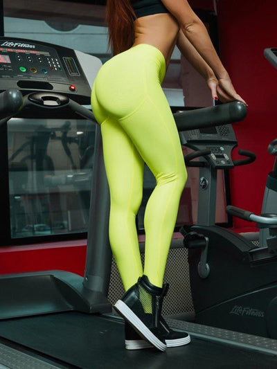 Solid Running Yoga Legging