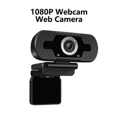 1080P Webcam Full HD Web Camera With Microphone