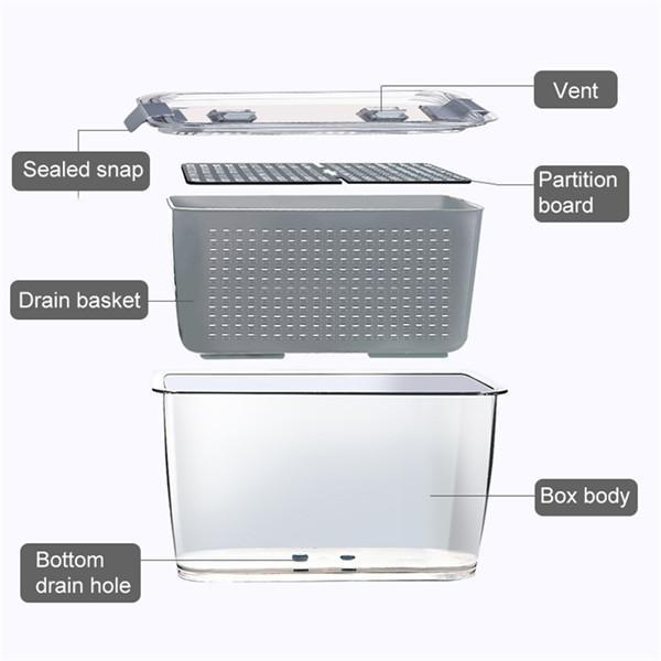 3-In-1 Multifunctional Storage Box