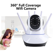 360° Full Coverage HD Wifi Camera