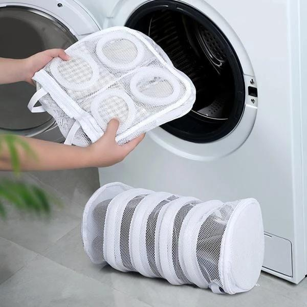 3 Pcs Shoes Washing Bags