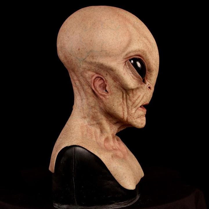 Alien Silicone Mask