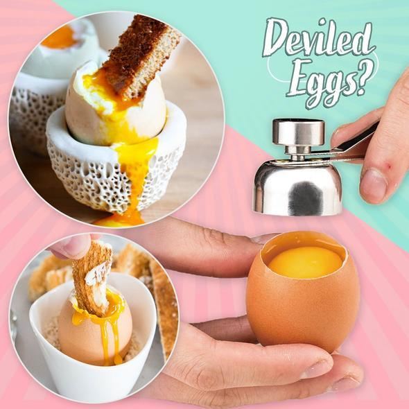 Boiled Egg Topper-aolanscctv