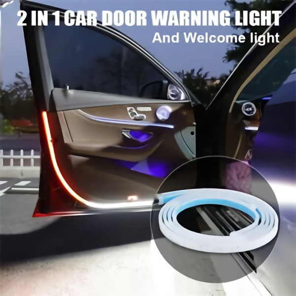 Car Door Anti-collision Warning Light