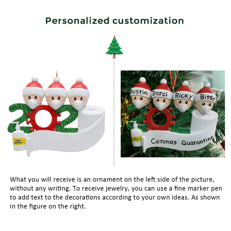 Christmas Hot Sales 2020 Dated Christmas Ornament