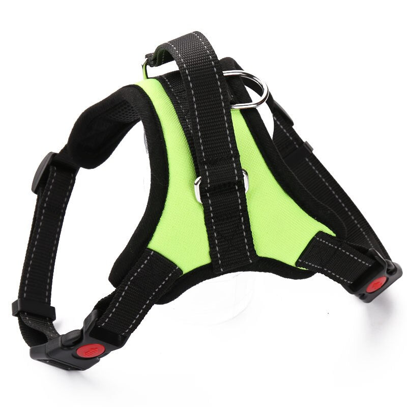 Dog Soft Adjustable Harness Dog Chest Strap