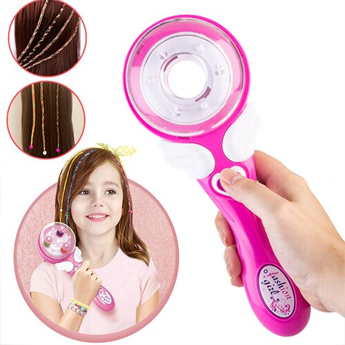 Electric Automatic Hair Braider