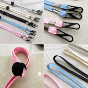 Adjustable Face Mask Extension Lanyard Handy
