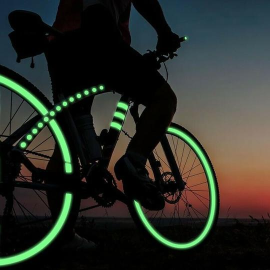 Glow In The Dark Self-adhesive Tape