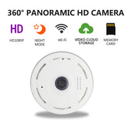 360° Panoramic Security Mini Camera
