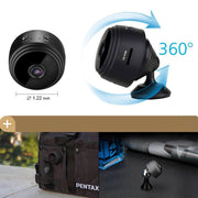 1080P Night Vision Wifi Mini Camera
